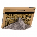 Чехол для iPad Air Ozaki O!coat Relax case, цвет Khaki (OC113KH)