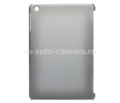 Чехол на заднюю крышку iPad mini iCover Rubber, цвет dark gray (IAM-RF-DG)