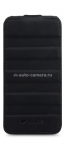Кожаный чехол для iPhone 5C Melkco Leather Case Craft Limited Edition Prime Horizon , цвет Black Wax Leather