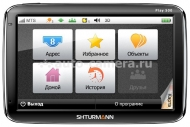 GPS-навигатор Shturmann Play 500BT Black