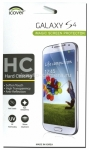 Защитная пленка для экрана Samsung Galaxy S4 (i9500) iCover Screen Protector Hard Coating (GS4-SP-HC)