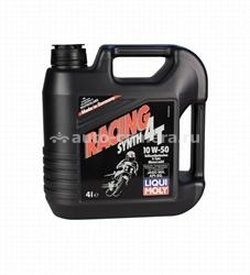 Масло Liqui Moly 10W-50 Racing Synth 4T 7508, 4л