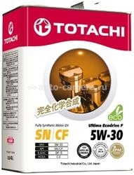 Масло Totachi 5W-30 Ultima EcoDrive F 4562374690967, 4л